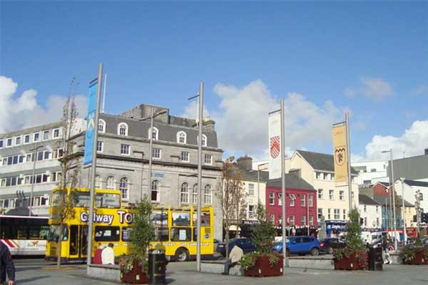 Vriendelijkste stad in de wereld is Galway